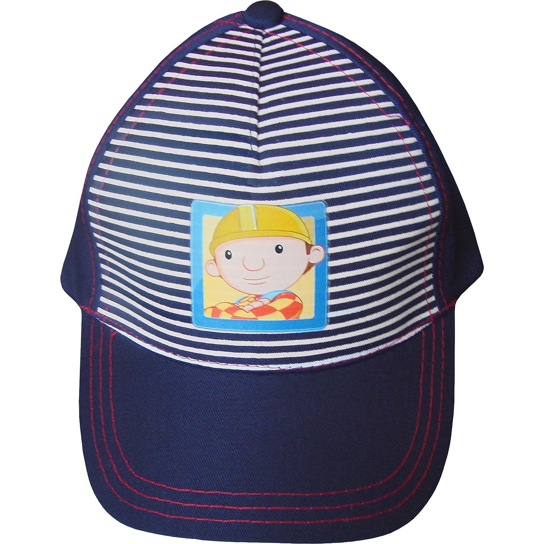 1-3.5 Years Toddlers Bob The Builder Summer Baseball Cap Beach Hat