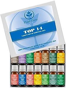 Plant Guru Essential set - 14 Pack/10ml