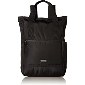 Amazon.com  adidas Originals Tote Backpack, Dark Red, One Size  Sports    Outdoors 1438daf060