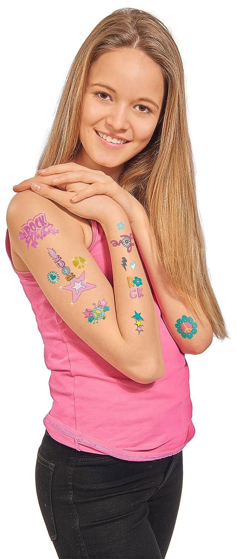 Simba 109270022 – Maggie & Bianca Glitter Tatuajes: Amazon.es ...