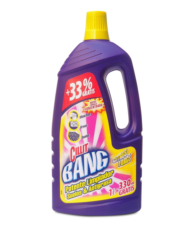 Cillit Bang Potente Limpiador Suelos Diluible Fresh - 1 L + 33%