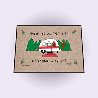 product image for High Cotton Inc M279 High Cotton Outdoor Mat, Home is Where