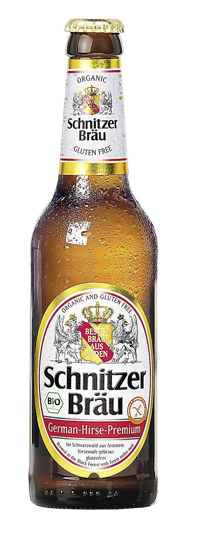 ijsalut - cerveza de mijo premium sin gluten 330 ml ...