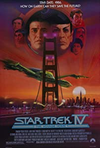 72616 Star Trek IV The Voyage Home William Shatner Decor Wall 16x12 Poster Print