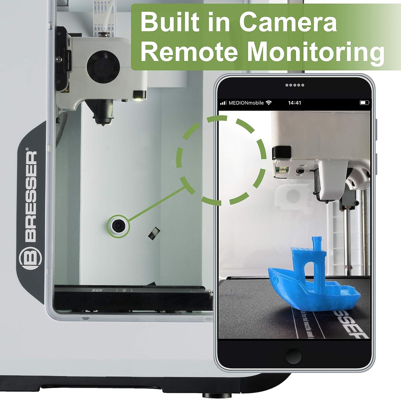 Bresser - Impresora 3D, filamento PLA de (500 g) Impresora 3D ...