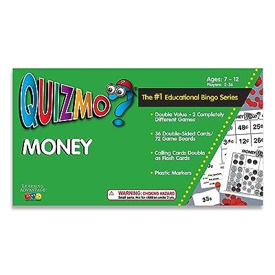 Learning Advantage 8236 QUIZMO Money Card: Industrial & Scientific