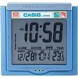 Despertador Casio Dq-750f-2d Alarma Repeticion