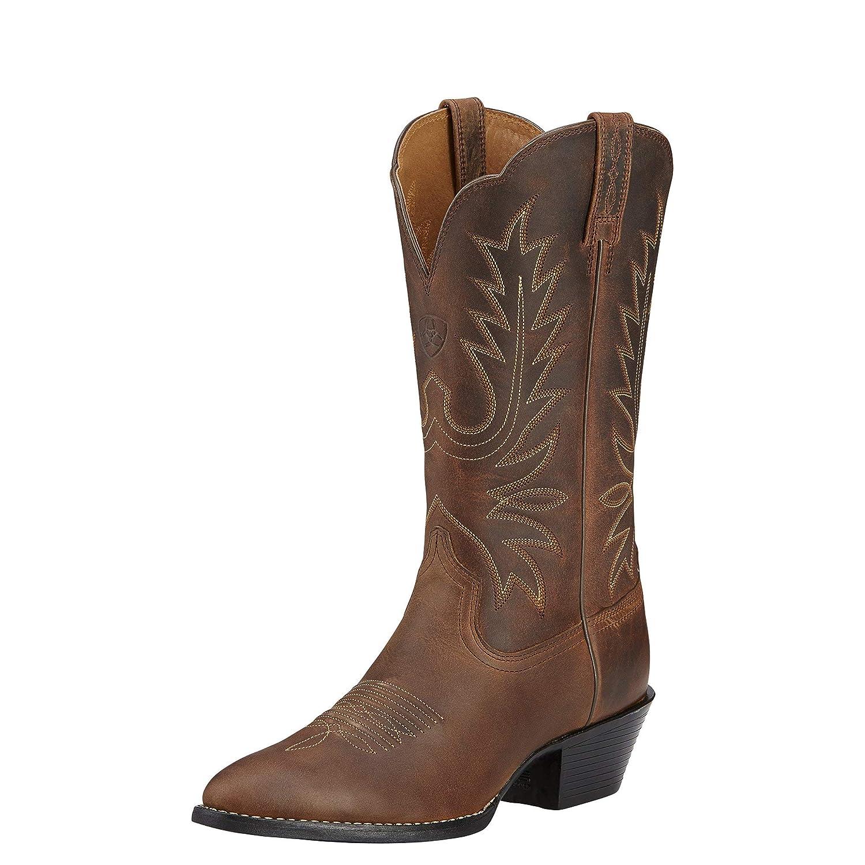 22f26e120ede5 ARIAT Women's Heritage Western R Toe Fashion Boot