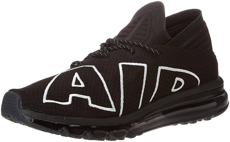 Nike Air Max Flair, Scarpe da Ginnastica Uomo, Nero BlackWhite 001, 40 EU