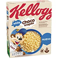 Choco Krispies White Cereales de Arroz Tostado