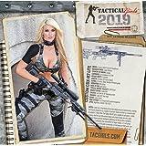 2019 Tactical Girls Gun Calendar