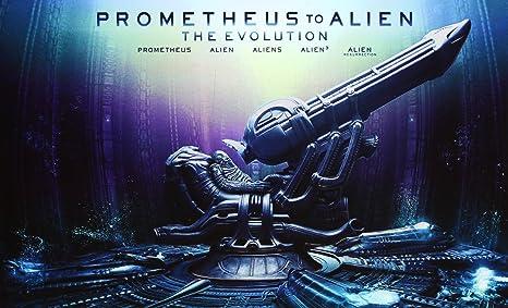 Pack Evolution: Prometheus To Alien [Blu-ray]: Amazon.es ...
