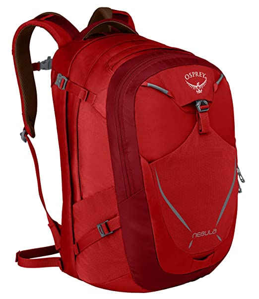Osprey - Nebula 34, Color Robust Red