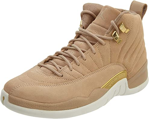 Nike WMNS Air Jordan 12 Retro, Chaussures de Fitness Femme