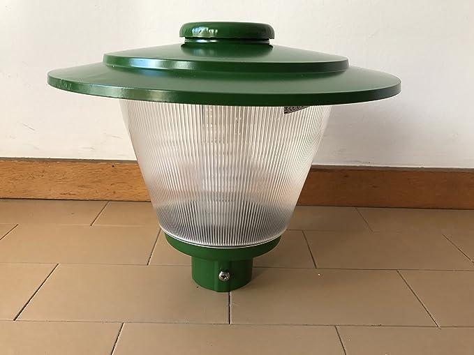 Mareco m lampione oslo iaa w verde green amazon