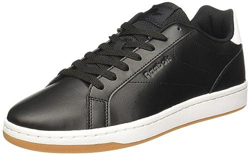 Reebok Royal Complete CLN, Zapatillas de Gimnasia para Hombre, Negro (Black/White/Gum Black/White/Gum), 43 EU