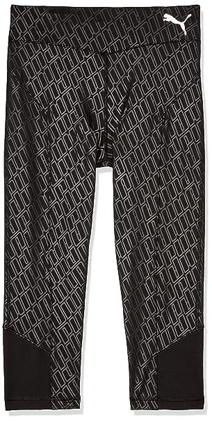 Straßenpreis retro elegant im Stil PUMA Mädchen Ace AOP 3/4 Leggings G Sporthose