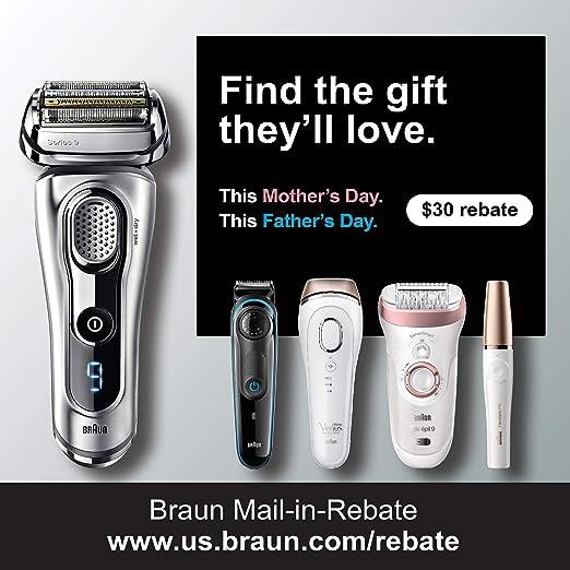 Braun Series 7 790ccelectric shaver