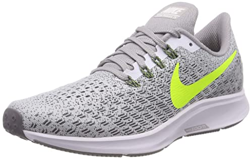 Nike Air Zoom Pegasus 35, Zapatillas de Running Unisex Adulto, Blanco (White Crimson-Bright Citron-Volt 101), 45.5 EU: Amazon.es: Zapatos y complementos