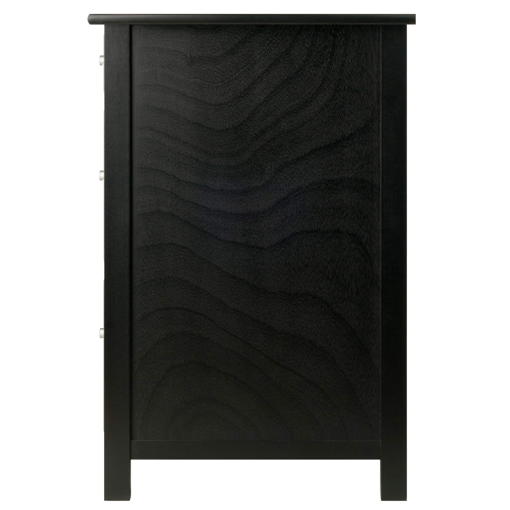 Winsome Wood 22321 Delta File Cabinet Black Home Office, by Winsome Wood (Image #5)