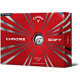 Callaway Golf Chrome Soft Golf Balls - 1 DZ