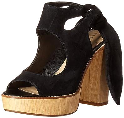 Very Volatile Women's Rissa Dress Sandal, Black, ...