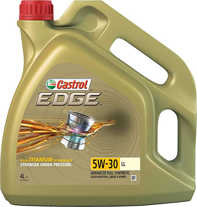 Castrol Edge 5w 30 Ll Engine Oil 4l Auto