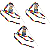Cat Dancer Products Rainbow Cat Charmer. 3-Count