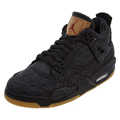 77f5cca54c2e Image Unavailable. Image not available for. Color  Jordan Air 4Rtr Levis  Nrg Bg ...