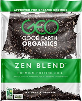 Good Earth Organics 0.15 cu ft Organic Soil