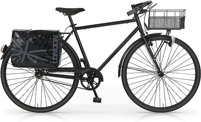 MBM Notting Hill - Bicicleta de Paseo para Hombre, Cuadro de Acero ...