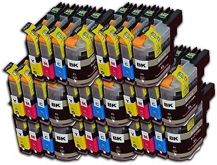 32, no Oem compatible con Brother LC123 Cartuchos para impresora ...