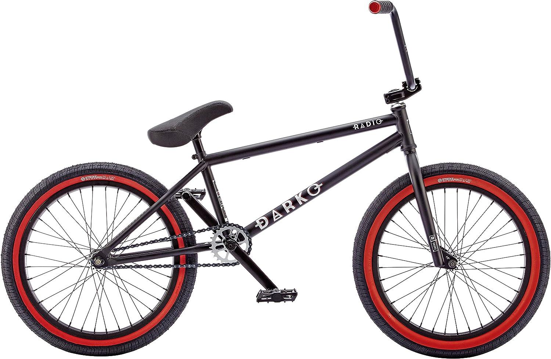 Radio Bikes Darko 2016 - Bicicleta de BMX, Color Negro, Talla 21 ...