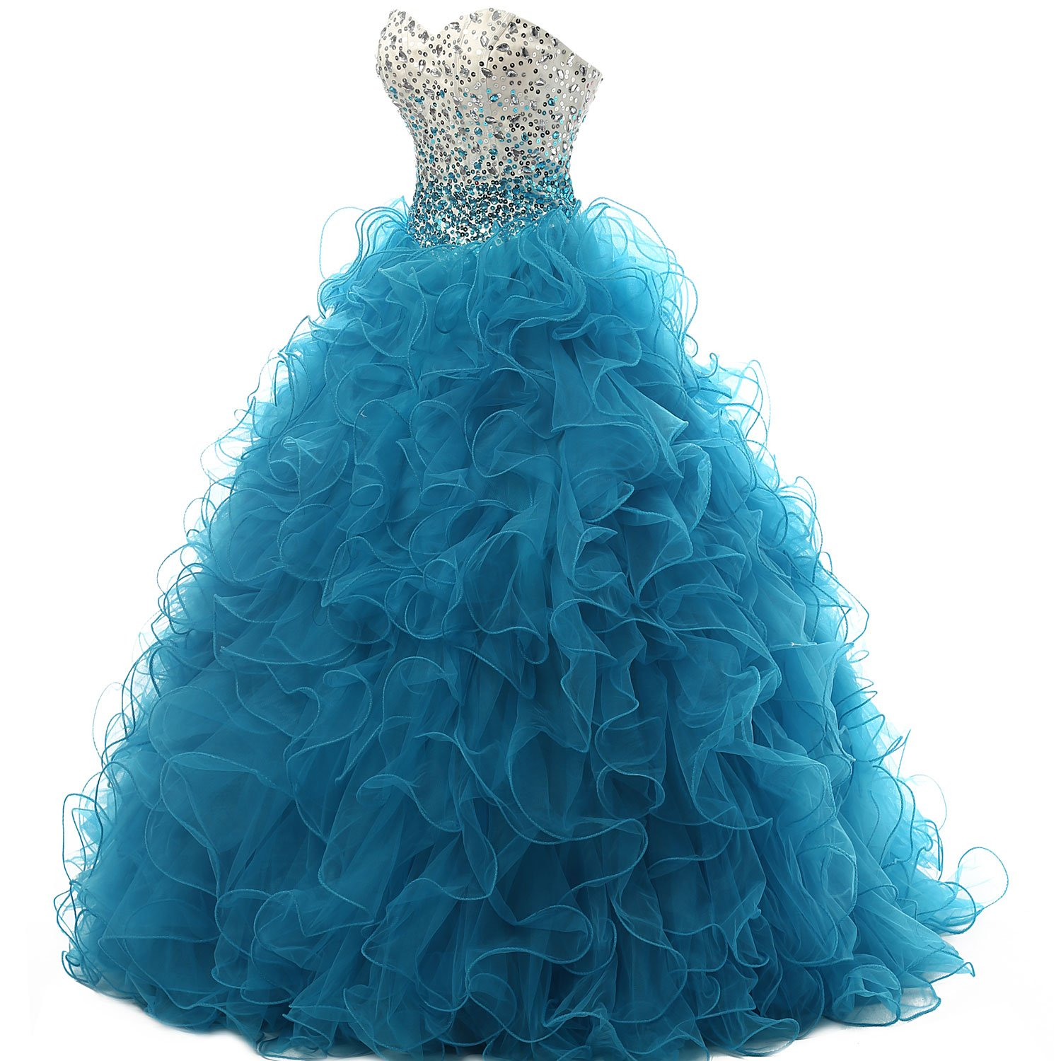 Dressytailor Ballgown Sweetheart Quinceanera Dress Prom Dress with Beading by Artie dress (Image #2)