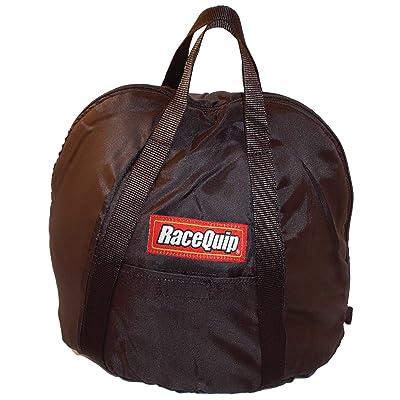 RaceQuip 300003 Black Heavy-Duty Helmet Bag: Automotive