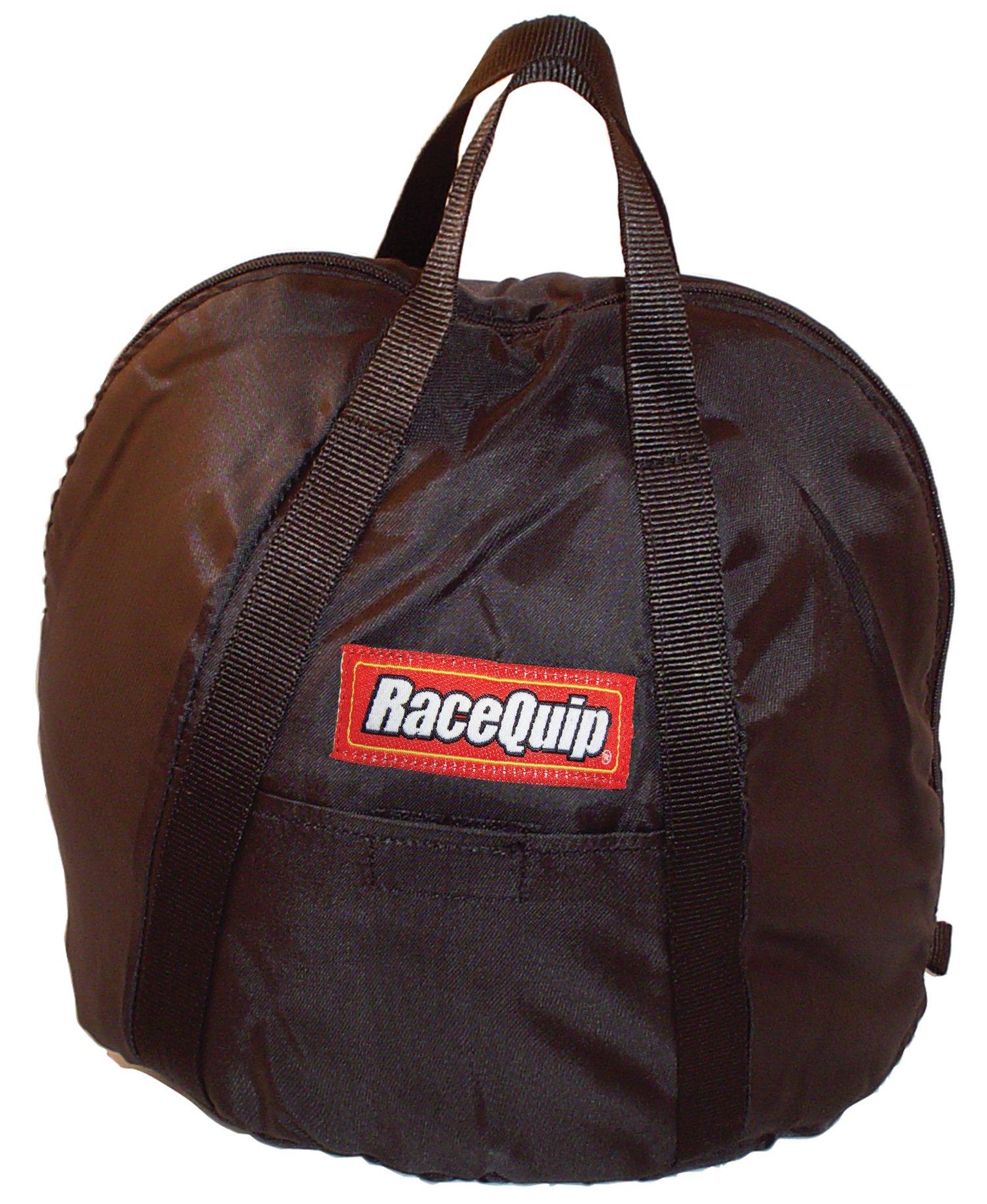 RaceQuip 300003 Black Heavy-Duty Helmet Bag by RaceQuip