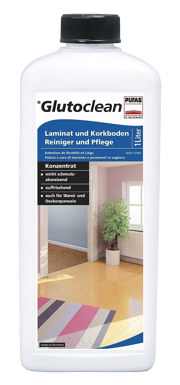 Glutoclean Laminat und Korkbodenreiniger und Pflege 1, 000 L UNKWN 036103074