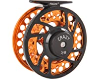 Fiblink Saltwater Aluminum Fly Fishing Reel 2+1 BB Large Arbor