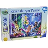 Ravensburger - 12777 - Puzzle Enfant Classique  -  Au pays des fées - Fairies - 200 Pièces XXL
