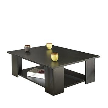 Symbiosis 2082a7600x00 Tisch Niedrig Schwarz Amazonde Küche