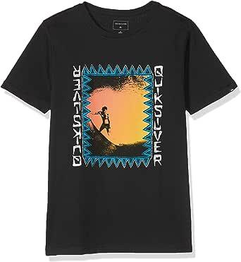 Quiksilver Ka Riding Camiseta de Manga Corta Niños
