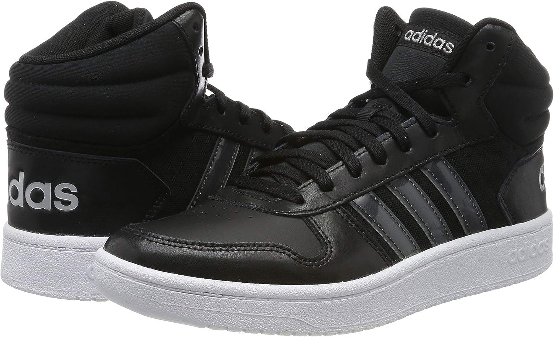 Chaussures de Basketball Femme adidas Hoops 2.0 Mid