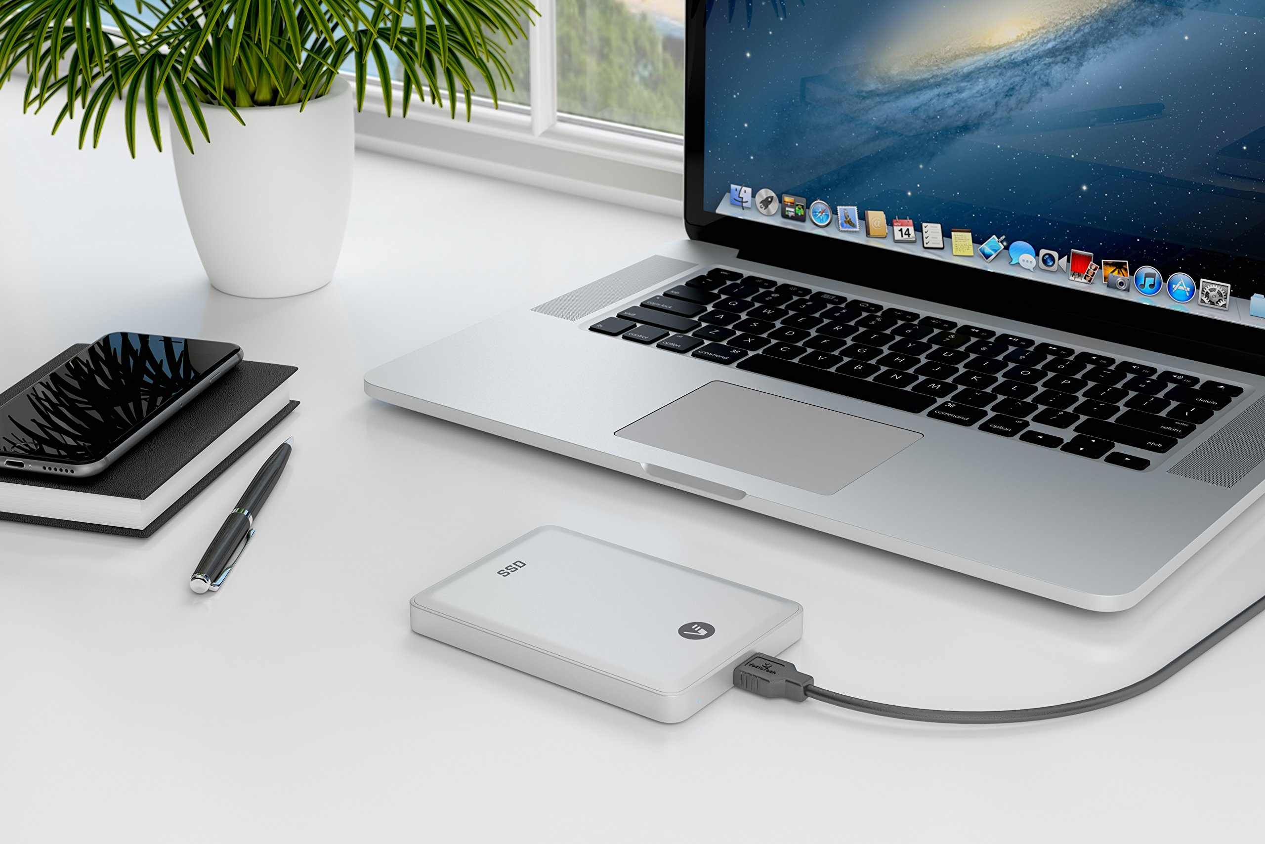 VectoTech Portable 4TB External SSD USB 3.0 Rapid Solid State Drive by VectoTech (Image #4)