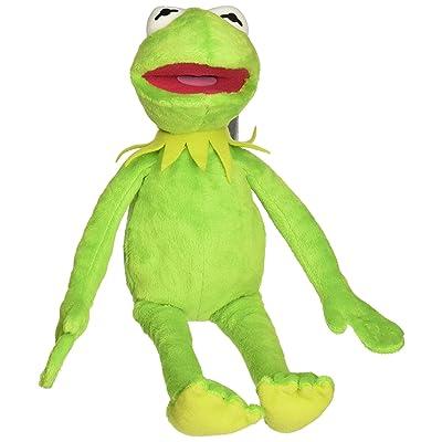 Ty Beanie Buddies Kermit Frog Plush, Medium: Toys & Games