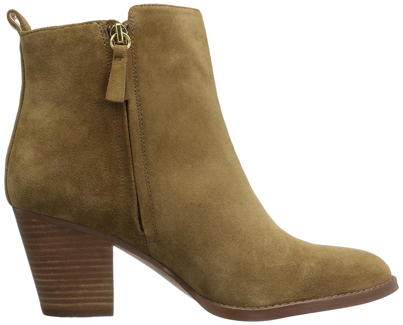 Nine West Women's Freeport Ankle Boot B01N6DAV5F 5 B(M) US Green Suede