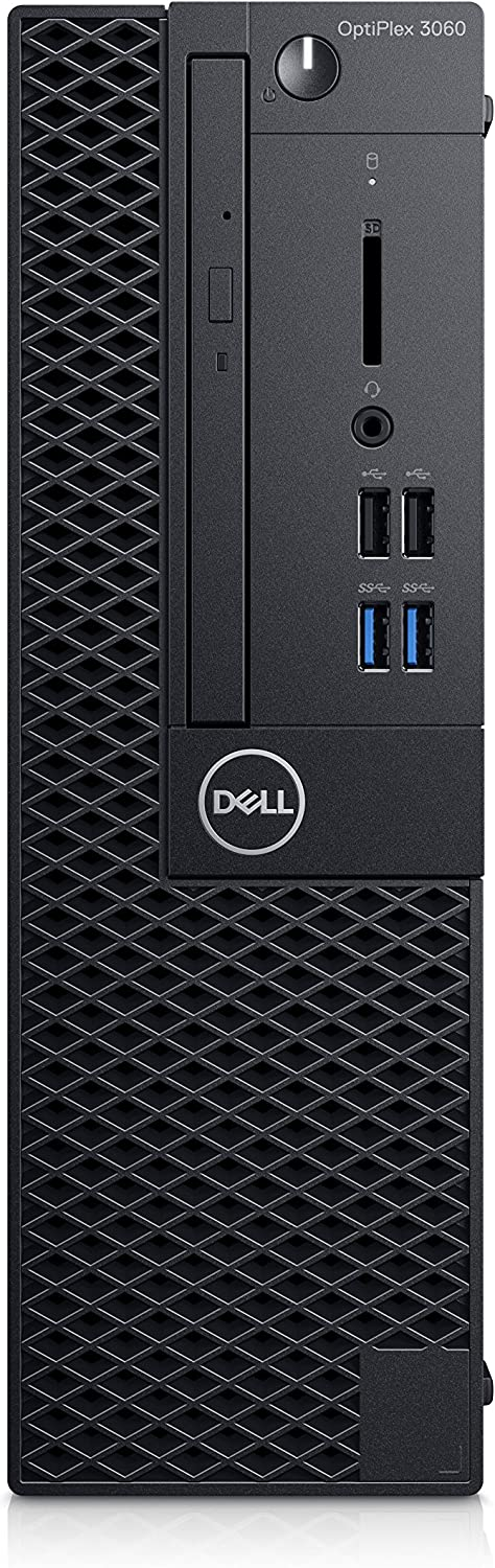 Dell OptiPlex 3060 3GHz i5-8500 SFF 8ª generación de procesadores Intel® Core i5 Negro PC OptiPlex 3060, 3 GHz, 8ª generación de procesadores Intel® Core i5, 8 GB, 256 GB, DVD±RW,