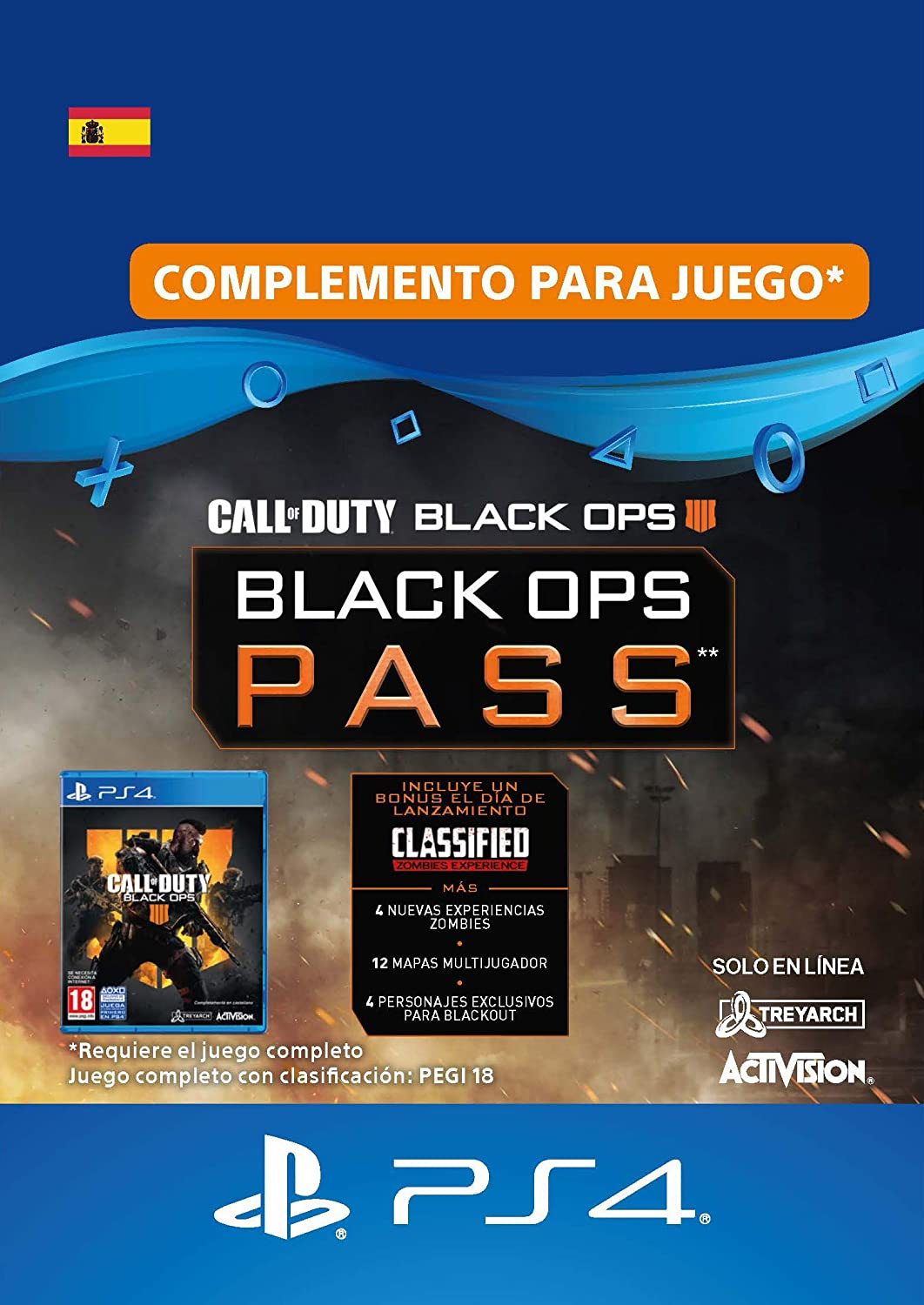 Call of Duty: Black Ops 4 - Black Ops Pass | Season Pass Edition ...