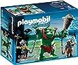Playmobil Caballeros - Trol gigante con luchadores, playset (6004)