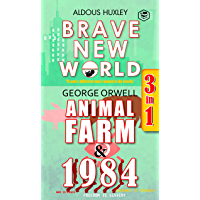 Image for Brave New World, Animal Farm & 1984 (3in1)