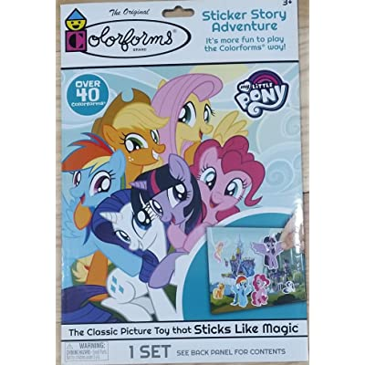 Colorforms My Little Pony: Kitchen & Dining